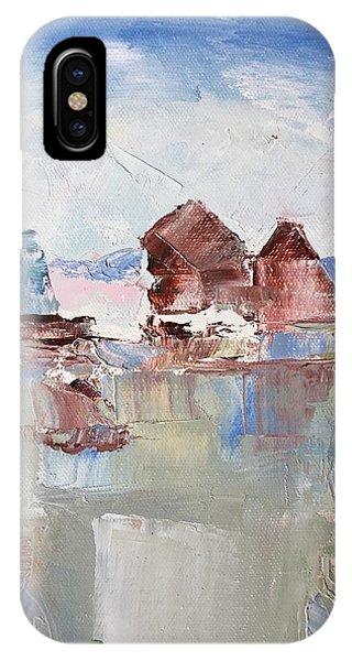 Point San Pablo 2 IPhone Case