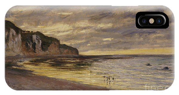 Pointe De Lailly IPhone Case