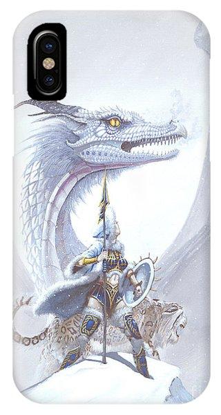 Polar Princess IPhone Case