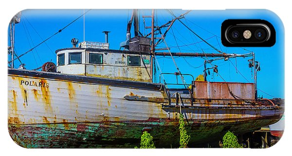 Polaris In Dry Dock IPhone Case
