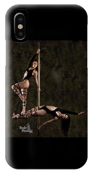 Pole Ninjas IPhone Case