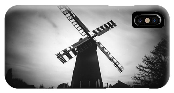 Polegate Windmill IPhone Case