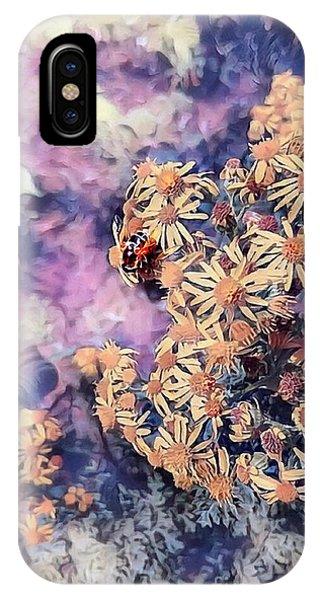 Pollen Gatherer IPhone Case
