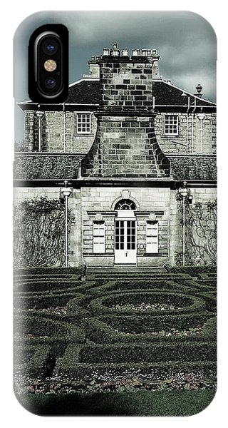 Pollok House IPhone Case