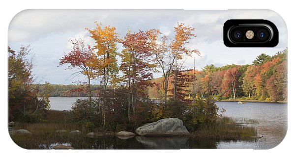 Ponaganset Autumn 2015 IPhone Case