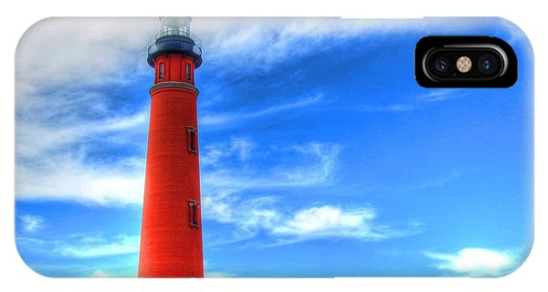 iPhone Case - Ponce De Leon Inlet Lighthouse by Debbi Granruth