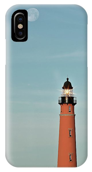 Ponce De Leon Lighthouse IPhone Case
