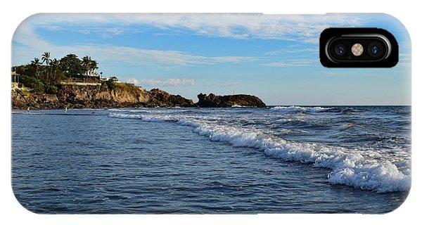 Poneloya Beach Before Sunset IPhone Case