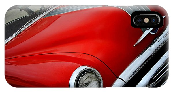Pontiac Chieftain 1954 Front IPhone Case