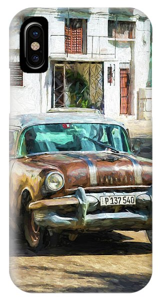 Pontiac Havana IPhone Case