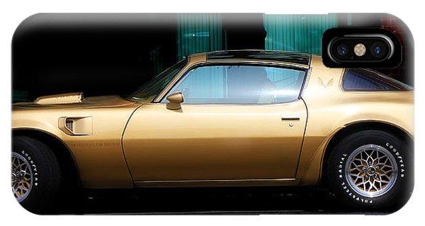 Pontiac Trans Am IPhone Case