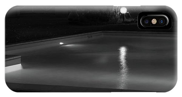 Pool At Night 2 IPhone Case