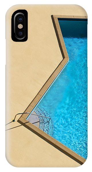 Pool Modern IPhone Case