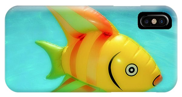 Pool Toy IPhone Case