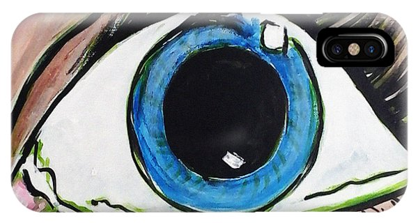 Pop Art Eye IPhone Case