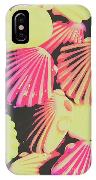 Funky iPhone Case - Pop Art From Fluorescent Beach by Jorgo Photography - Wall Art Gallery
