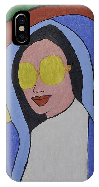 Pop Virgin IPhone Case
