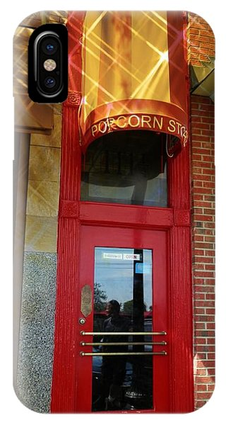 Popcorn Shoppe IPhone Case