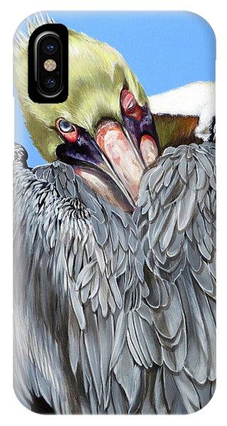 Popeye The Pelican IPhone Case