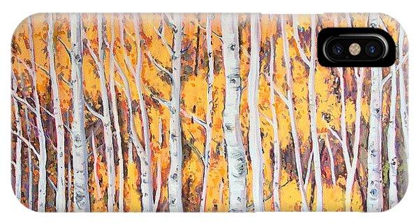 Poplar Forest IPhone Case