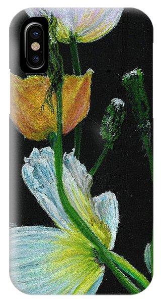 Poppies 1 IPhone Case