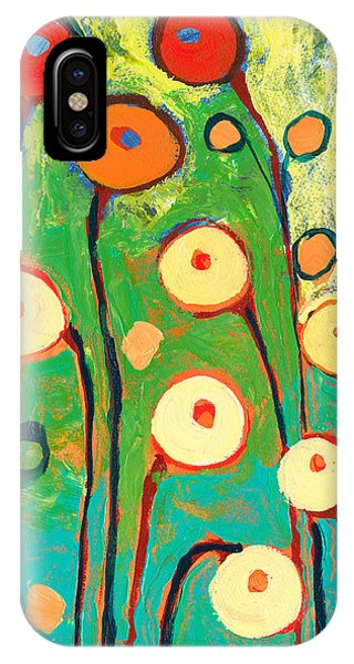 Cute iPhone Case - Poppy Celebration by Jennifer Lommers