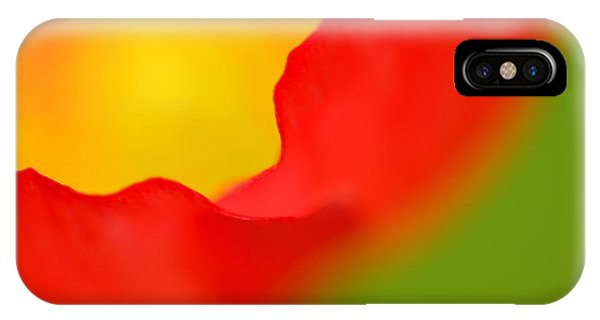 Blooming iPhone Case - Poppy by Silke Magino