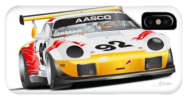 Porsche 911 Turbo Custom IPhone Case