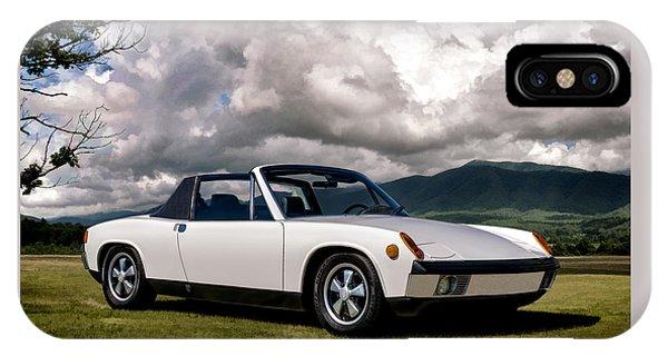 Porsche 914 IPhone Case