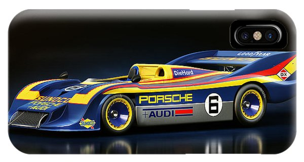 Porsche 917/30 IPhone Case