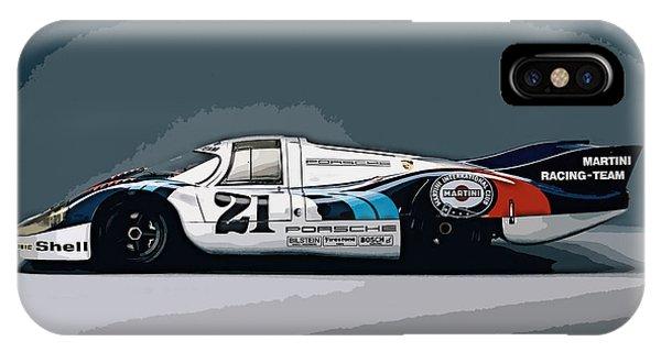 Porsche 917 Longtail 1971 IPhone Case