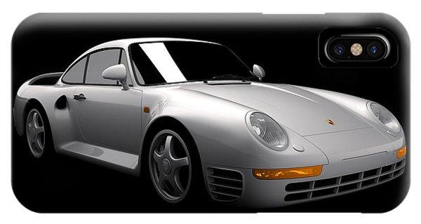 Porsche 959 IPhone Case