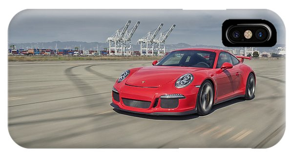 Porsche 991 Gt3 IPhone Case