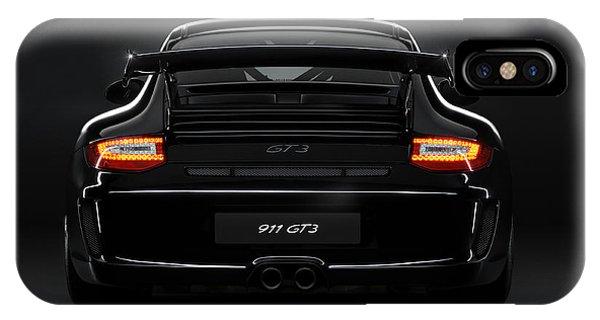Porsche 997.2 Gt3 IPhone Case