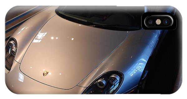 Porsche Carrera G T IPhone Case