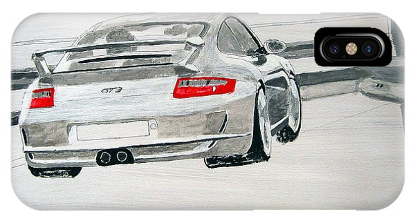 Porsche Gt3 IPhone Case