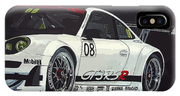 Porsche Gt3 Rsr IPhone Case
