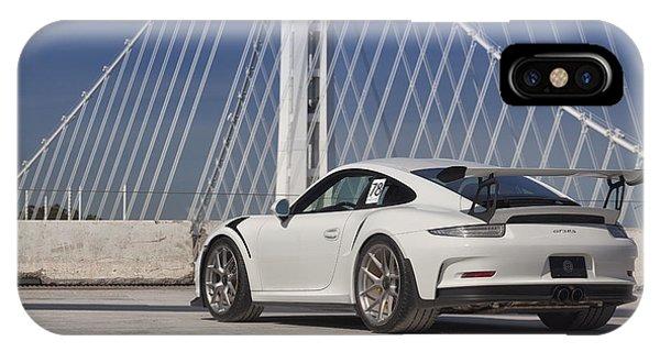 Porsche Gt3rs IPhone Case