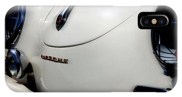 The White Porsche  Phone Case by Steven Digman