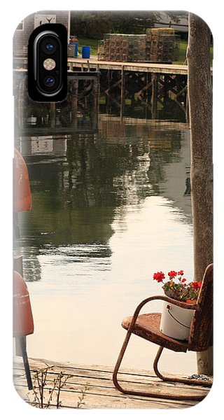 Port Clyde Life IPhone Case