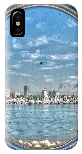 Port Hole  IPhone Case