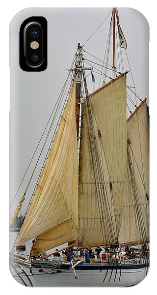 Port Side IPhone Case