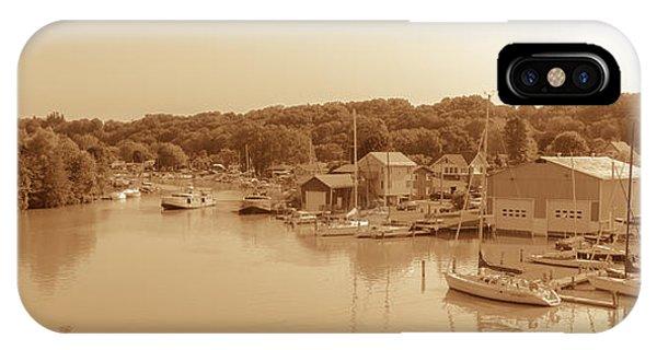 Port Stanley Waterway IPhone Case