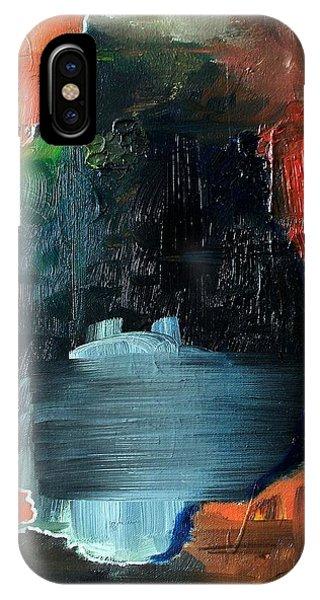 iPhone Case - Portal To Eden by RB McGrath