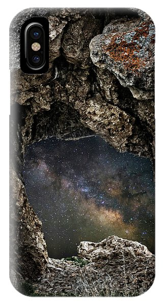 IPhone Case featuring the photograph Portal To The Universe by Scott Read