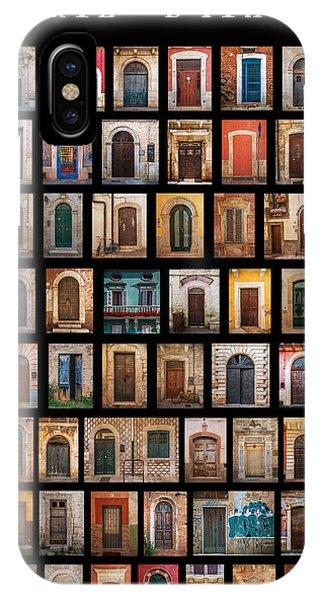 Porte D'italia IPhone Case