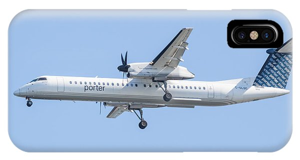 Porter Airlines IPhone Case