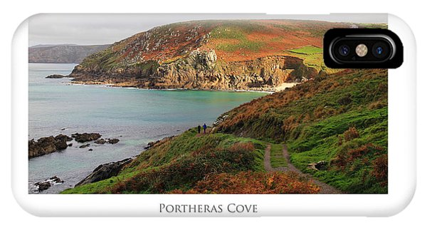 Portheras Cove IPhone Case