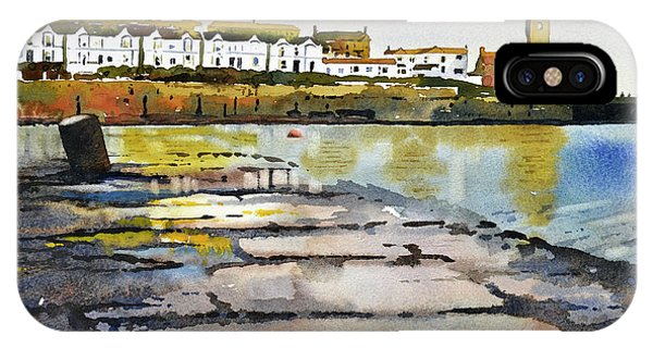 iPhone Case - Porthleven by Paul Dene Marlor