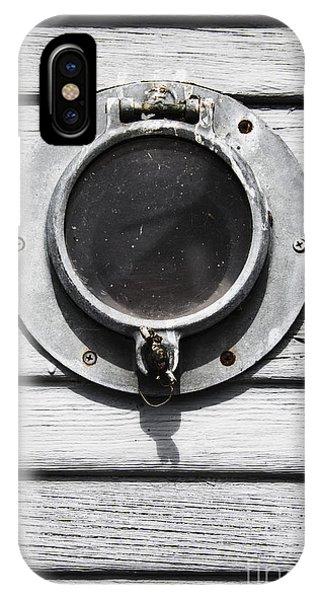 iPhone Case - Porthole by Margie Hurwich